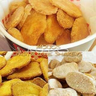 Potato Mojos