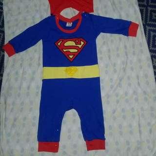 Superman overall 😊