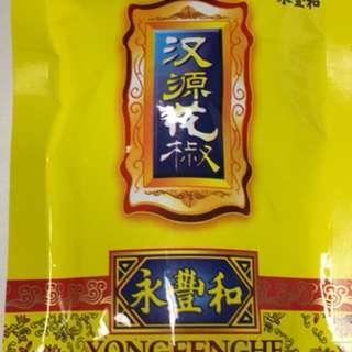 四川花椒 100g 生產日期 25 Oct 2017 保質期18個月