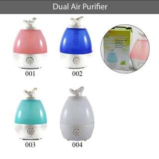 Air Purifier Dual Spray