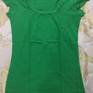 Unica Hija green blouse