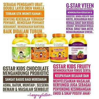 Gstar Vitamin Kids Biokare V-teen