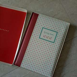 BNIB baby journal