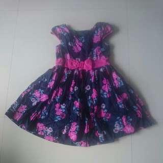 Pumpkim Patch dress