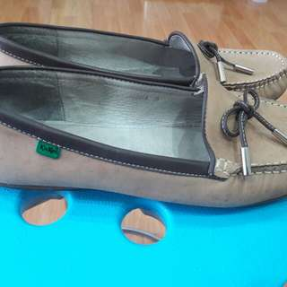 Kickers loafers ladies size 9