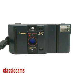 Canon MC 35mm Film Camera