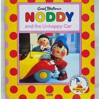 Noddy & the Unhappy car