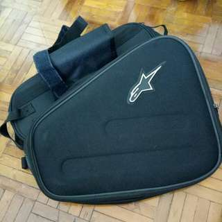 Alphine Star Rear Side Bag