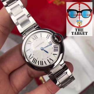 33mm Cartier Ballon Bleu for women watch