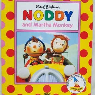 Noddy & Martha Monkey