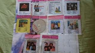 Groups CD's
