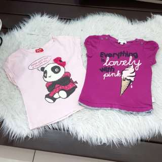 Girls T-shirt (5y/o)
