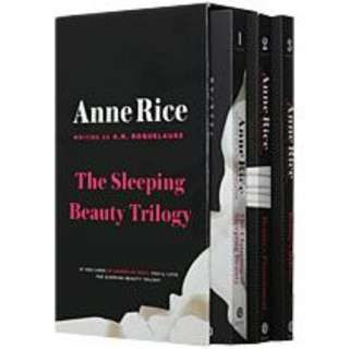 The Sleeping Beauty Trilogy Box Set by A. N. Roquelaure (Anne Rice)