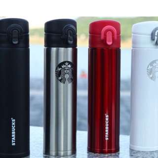BN STARBUCKS Vacuum Flask Thermos Mug 320ML IMMEDIATE COLLECTION