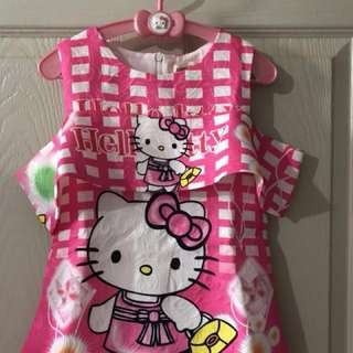 Hello Kitty Set (TOP + skirt)