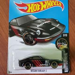 Nissan Fairlady Z Hotwheels