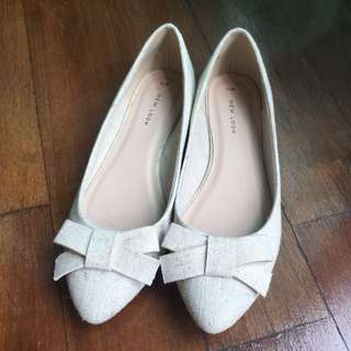 BN New Look Bow Flats 38