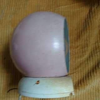 Vintage Lamp swivel base