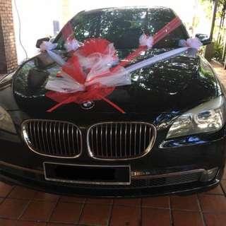 BMW 730 Rental