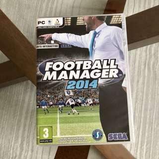 SEGA Football Manager 2014