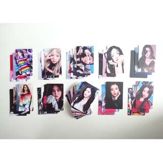 Red Velvet Photocards 高質飯卡小卡
