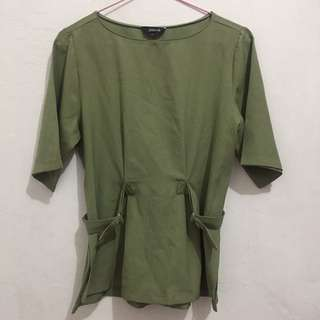 Blouse army