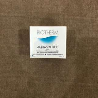 Biotherm aquasource gel hydration continue 48h 15ml