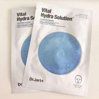 Dr.Jart+ Vital Hydra Solution sheer mask