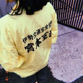 jacket parasit 80's style