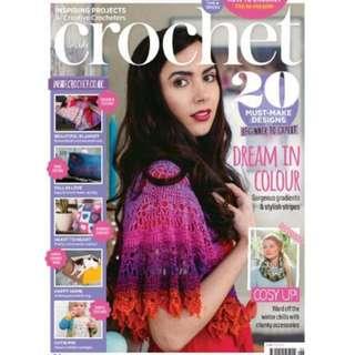 Ebook Inside Crochet — February 2018