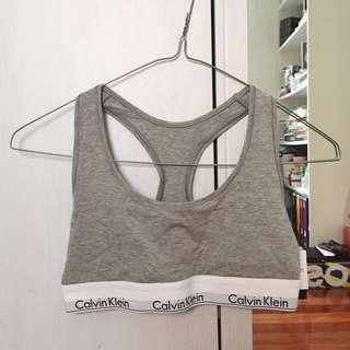 Calvin Klein bralette - size M