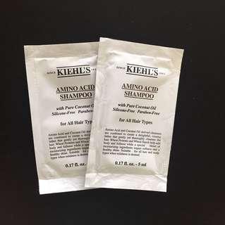 Kiehl's Amino Acid Shampoo 5ml
