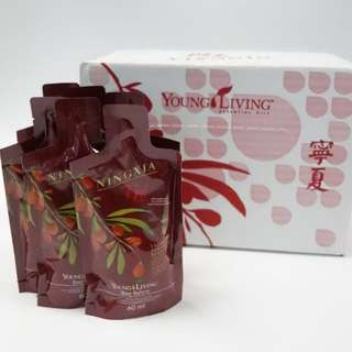 寧夏紅杞子汁 60ml 包裝 30包