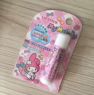 my Melody 潤唇膏 lip stick