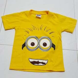 Kid's Minion T-shirt