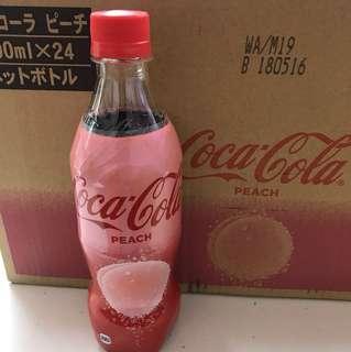 日本桃味可樂