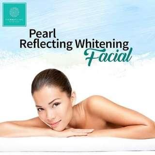 Pearl Reflecting Whitening Facial
