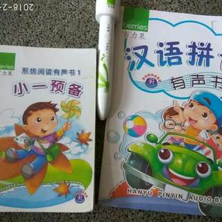 K2 Chinese readers with reading pen