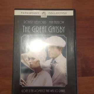 Great Gatsby DVD