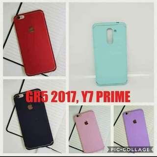 ✔️BACK CASE ✔️SOFT CASE 👉🏻HUAWEI GR5 2017 👉🏻HUAWEI Y7prime