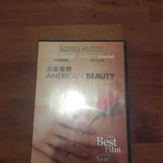 American Beauty DVD