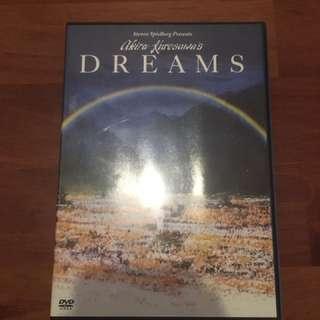 Dreams DVD
