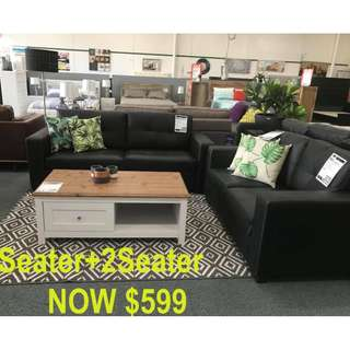 Brand New Sofa (3 Seater+2 Seater) Now $599
