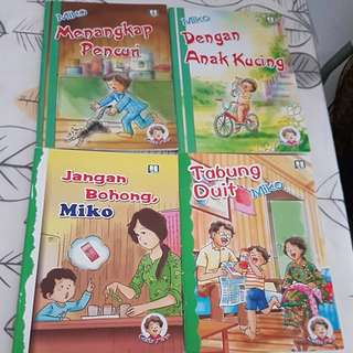 Koleksi Cerita Miko/ Malay/Melayu