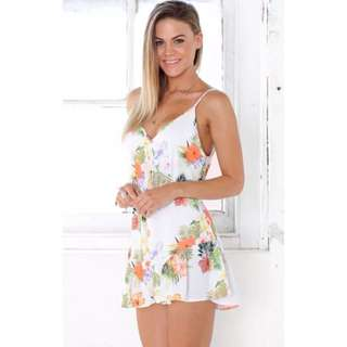 Showpo Calypso Playsuit Size 10