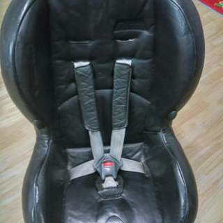 maxi cosi leather car seat