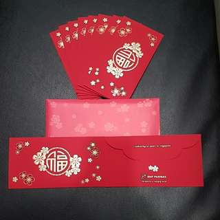 BNP Paribas 2018 50th Anniversary Red Packets
