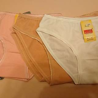 Women underwear in cotton, comfortable and free size