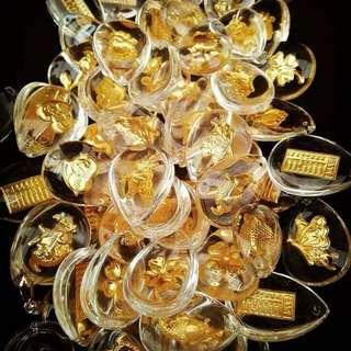 Loket emas 999