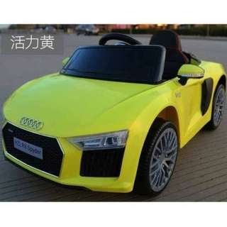 Audi Mini R8-9 Spyder Ride On Toy Car for Kids